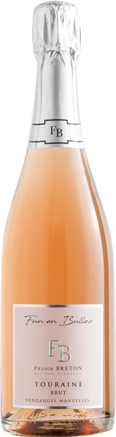 Cuvée Fue en Bulles rosé - Franck Breton