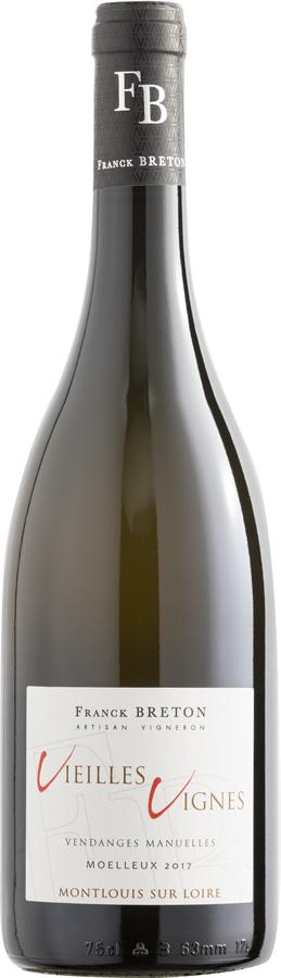 Cuvée Vieilles Vignes - Franck Breton